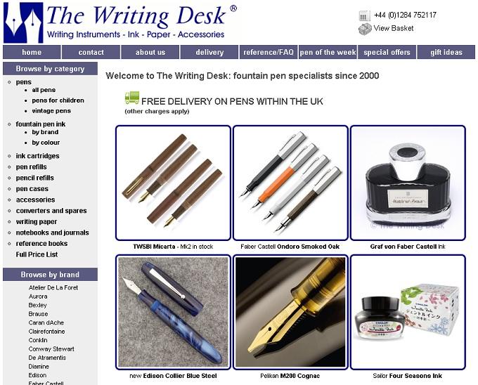 thewritingdesk