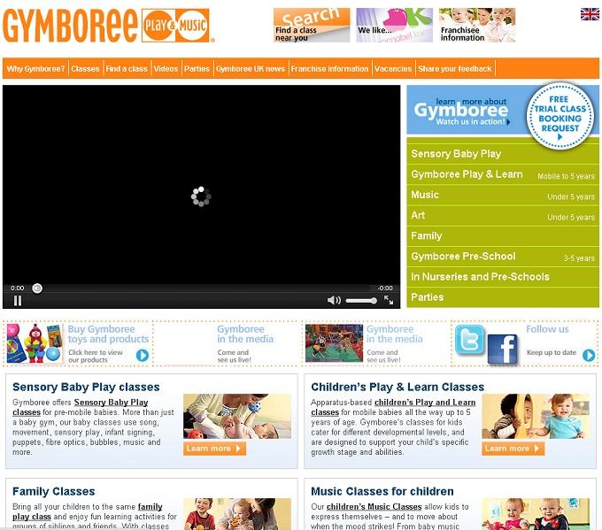 gymboree-uk