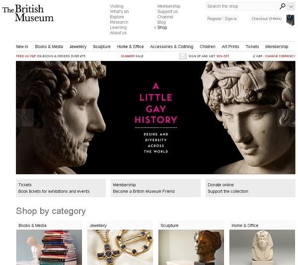britishmuseumshoponline