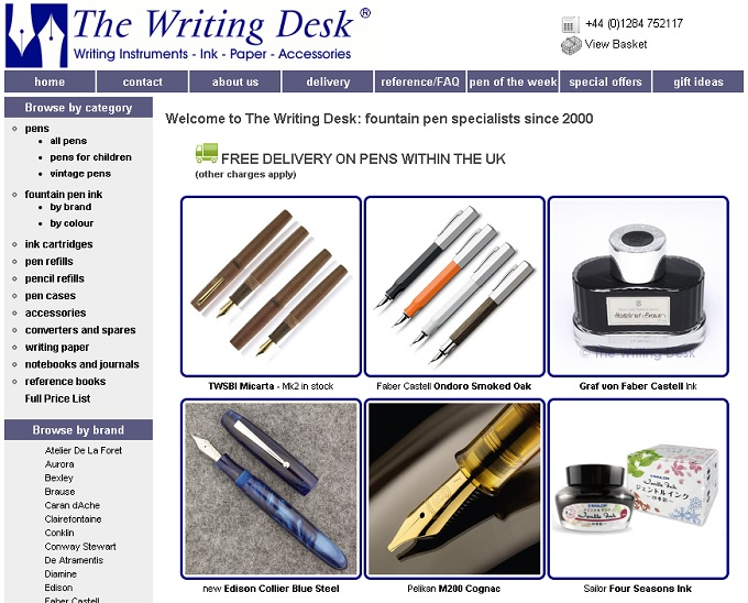 thewritingdesk