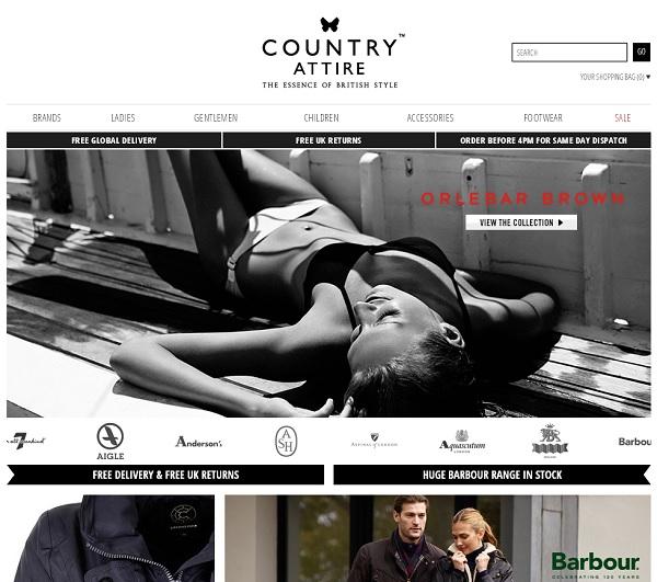 countryattire