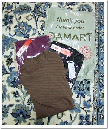Damart sweaters 002