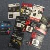 AmazonUK SDカード