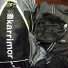 カリマーのバッグ