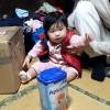 アプタミルの粉ミルク