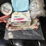 キャスキッドソンの食器とバッグ