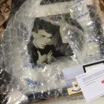 イギリス ロイヤルメール発売【限定版】デビッド・ボウイ「Heroes」記念切手