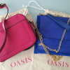 oasisのバッグ