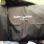 イヴサンローランのジャケット いつも丁寧に対応してもらいありがたいです。