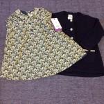 ママス&パパス 日本にはない可愛らしいデザインのもので、これからの季節に娘にたくさん着せたいと思います。
