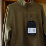 エドガーブラザーズのジャケット 国内では入手困難なブランドでしたが購入でき助かりました。