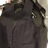 HUGO BOSS Slim-fit waistcoat 対応も迅速でとても信頼でき安心して買い物ができました。