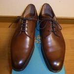 エドワード・グリーンの靴 迅速丁寧にご対応いただき、ありがとうございました。