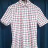 ベンシャーマンのシャツ デザインが気にいったので購入しました。 満足してます。