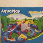 トイザらス Aquaplay 手数料10ポンド安すぎませんか!?ほんとすごいです。