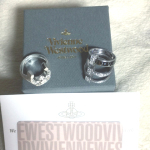 VivienneWestwood-LARISSA Ring&JULES Ring-  いつも迅速丁寧なご対応をして頂けるので大変ありがたいです。
