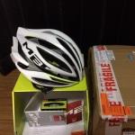 ロードバイクヘルメット MET SINE THESIS 初めての利用でしたがメールでの対応など、非常に安心出来ました。