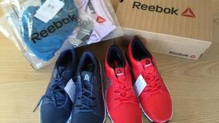 reebok スニーカー 発送も迅速で欲しい商品が手に入り大満足です。ありがとうございました。