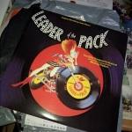 LEADER OF THE PACK -O.B.C.R. 30年前のレコードがいまだに新品で残っているなんて感激です。