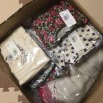 プチバトーのお洋服  日本よりも安く購入が出来たのでとても嬉しいです。