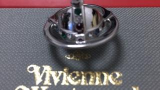 Vivienne Westwood リング  いつも迅速な対応で安心して取引きさせていただいております。