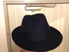 ジェームスロック中折れ帽 迅速丁寧な対応ありがとうございました。