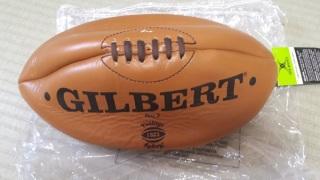 GILBERT ラグビーボール 迅速かつ丁寧な対応で、安心して買い物が出来ました。