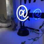 Neon Sign 本日受け取りました。 ありがとうございました。