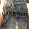ドイツブランドのLAKENZIEのデニム届きました