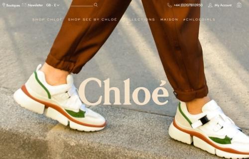 best sneakers b7e0c 21393 クロエ chloe | イギリス通販・個人輸入代行のUKブランドセンター